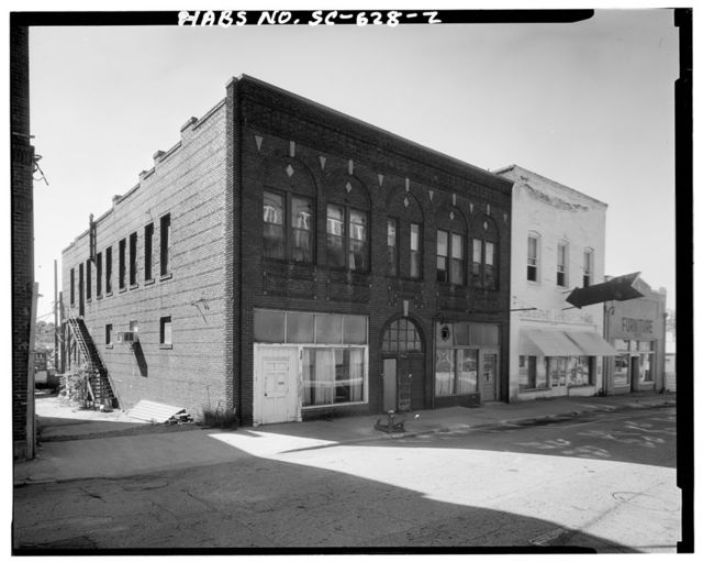 H. G. Johnson & Sons, 117 West Church Street, Anderson, Anderson County, SC