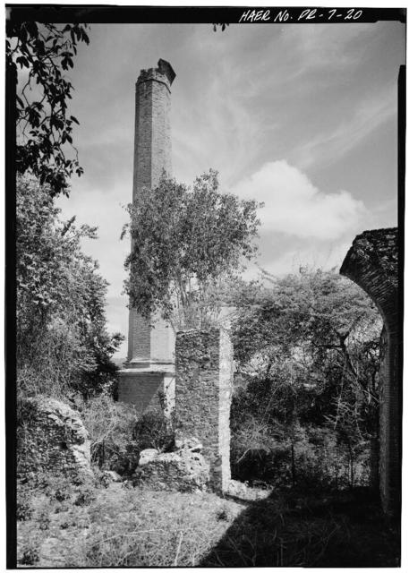 Hacienda Azucarera la Igualdad, Sugar Mill Ruins & Steam Engine, PR Route 332, Guanica, Guanica Municipio, PR