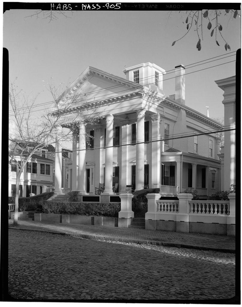 Hadwen-Wright House, 94 Main Street, Nantucket, Nantucket County, MA