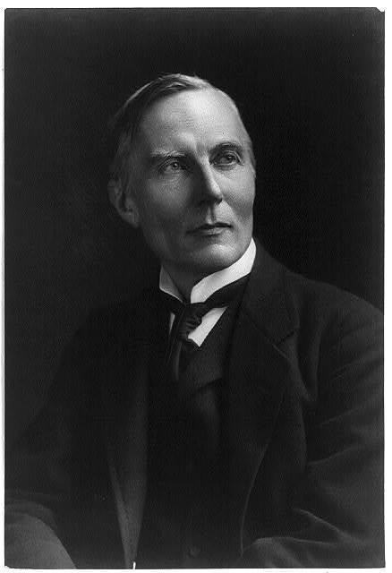 H.A.L. (Herbert Albert Laurens) Fisher, 1856-1940