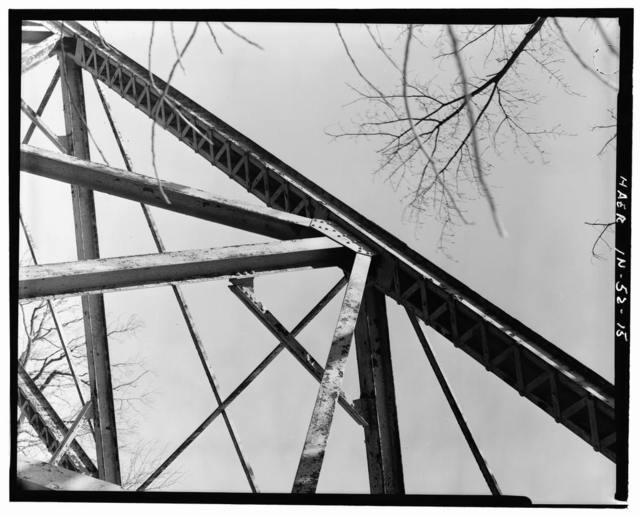 Hamilton County Bridge No. 218, Greenfield Pike, spanning Stoney Creek, Noblesville, Hamilton County, IN