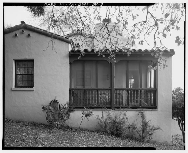 Hamilton Field, Company Officers' Quarters Type D, South Oakwood Drive & Las Lomas Drive, Novato, Marin County, CA
