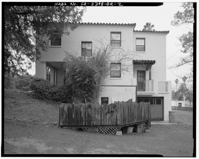 Hamilton Field, Double Non-Commmissioned Officers' Quarters Type B, San Jose Drive, Novato, Marin County, CA