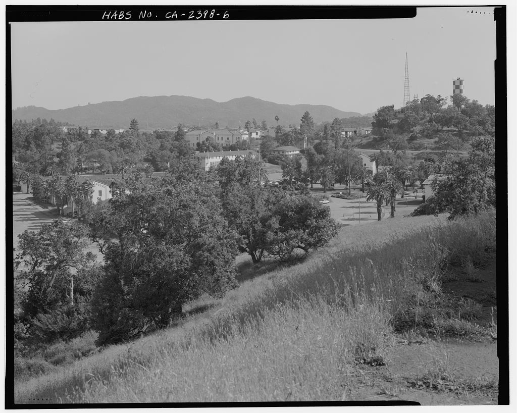 Hamilton Field, East of Nave Drive, Novato, Marin County, CA
