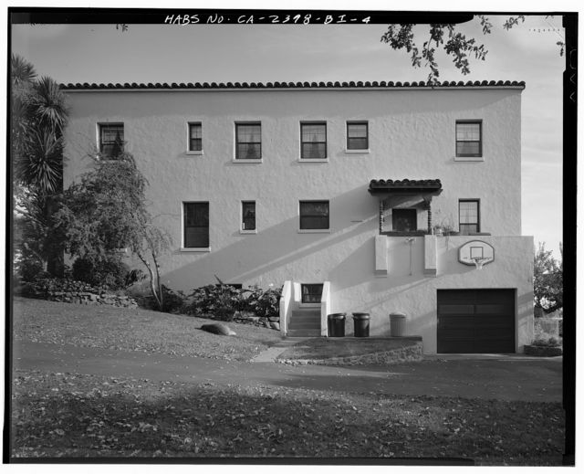 Hamilton Field, Field Officers' Quarters Type A, Sunset Drive, Las Lomas Drive, South Circle, & Casa Grande Real, Novato, Marin County, CA
