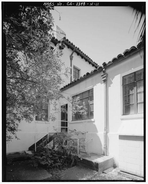 Hamilton Field, Group Headquarters, Southwest of Escolta Avenue at Fourth Street, Novato, Marin County, CA