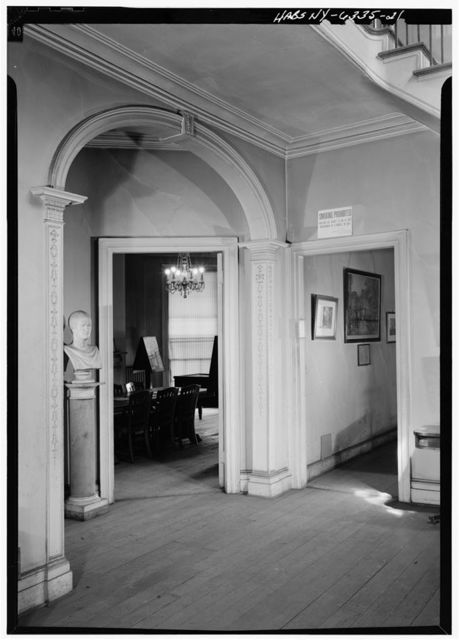 Hamilton Grange, (Moved From) 237 West 141 Street to 141st Street & Amsterdam, New York, New York County, NY