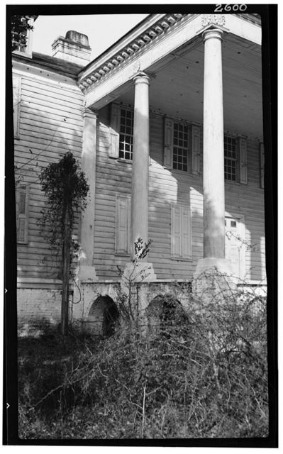 Hampton Plantation, Wambaw Creek, South side, McClellanville, Charleston County, SC