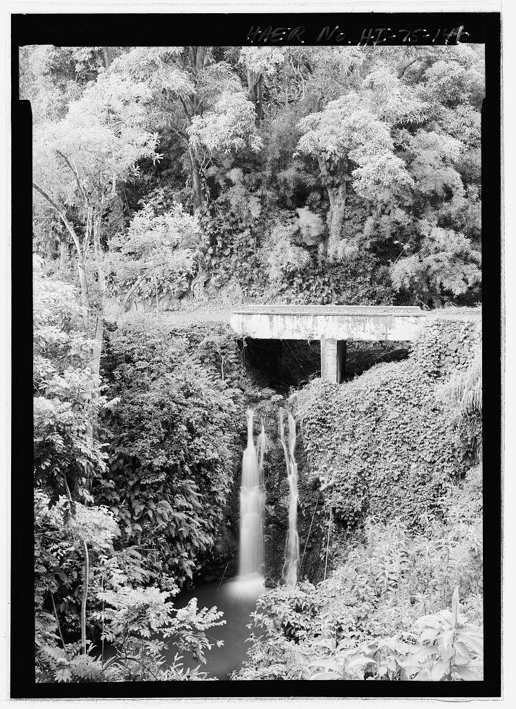 Hana Belt Road, Between Haiku and Kaipahulu, Hana, Maui County, HI