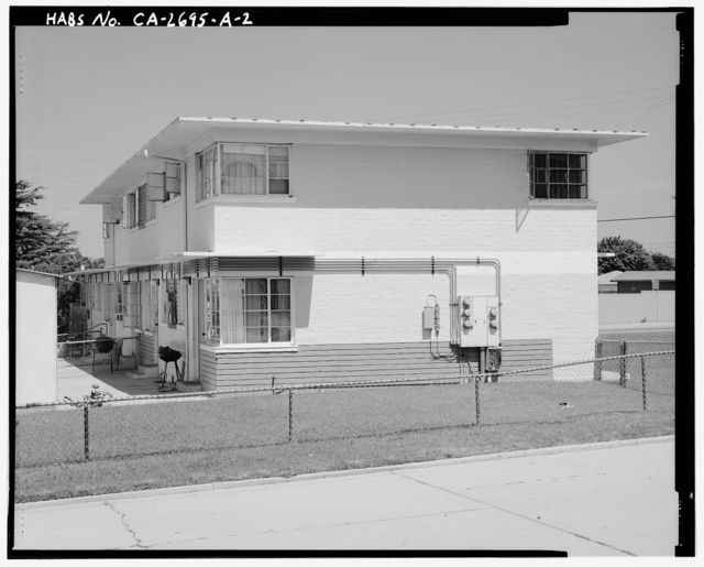 Harbor Hills Housing Project, One & Two Story Townhouse Type, 26607 Western Avenue, Lomita, Los Angeles County, CA