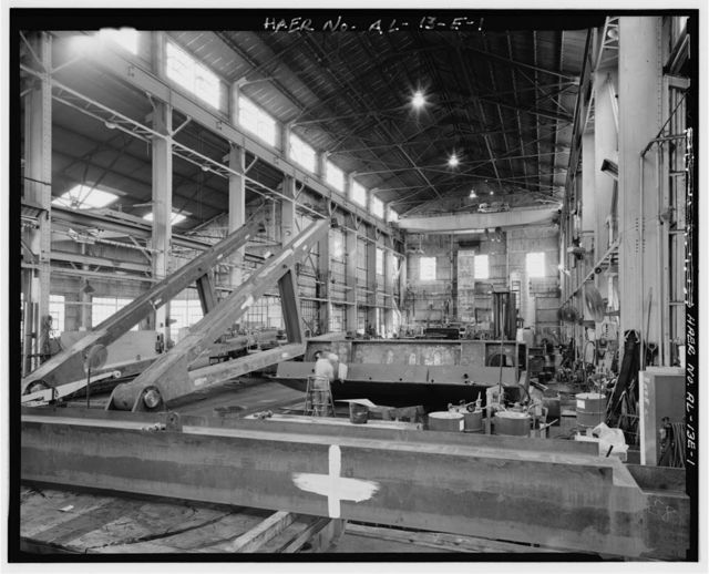 Hardie-Tynes Manufacturing Company, Erection Shop, 800 Twenty-eighth Street, North, Birmingham, Jefferson County, AL