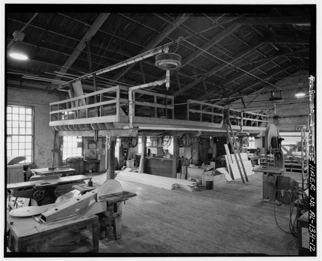 Hardie-Tynes Manufacturing Company, Pattern Shop, 800 Twenty-eighth Street, North, Birmingham, Jefferson County, AL