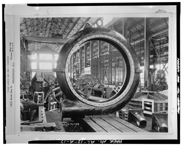 Hardie-Tynes Manufacturing Company, Workshop, 800 Twenty-eighth Street North, Birmingham, Jefferson County, AL