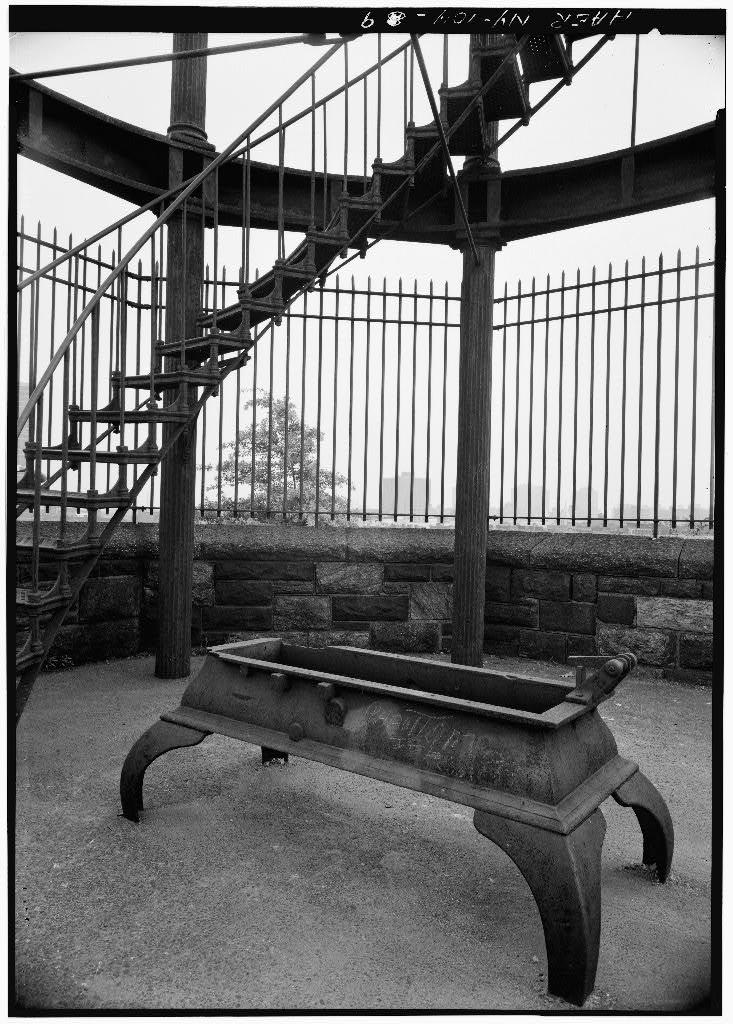 Harlem Fire Watchtower, Marcus Garvey Park, New York, New York County, NY