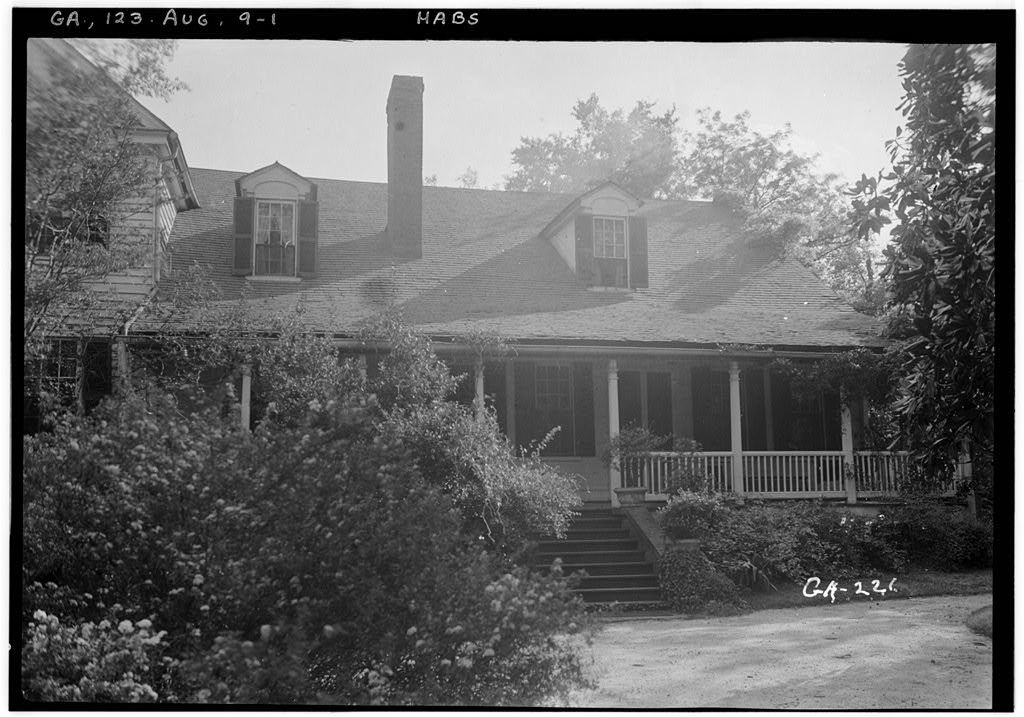 Harper-Cohen House, 2150 Battle Row, Augusta, Richmond County, GA