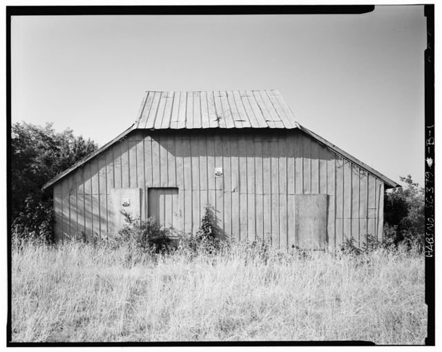 Harper-Featherstone Farm, Dairy Barn, .7 mile west of County Road 81, Lowndesville, Abbeville County, SC