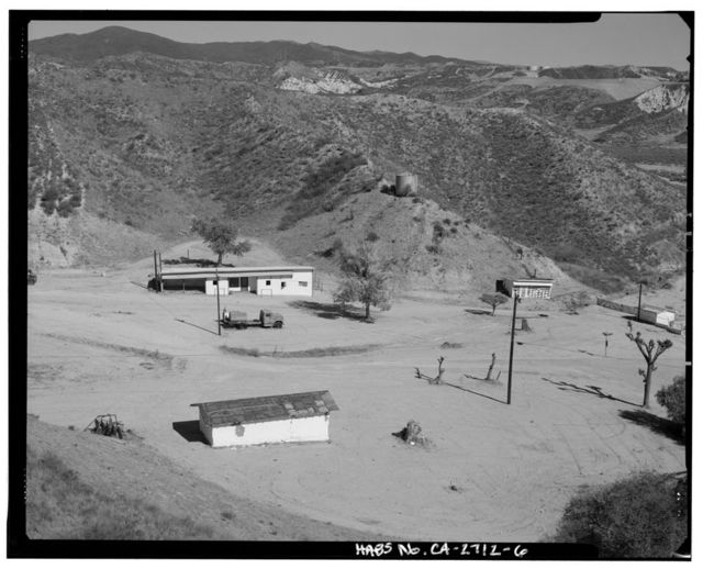 Harry Carey Ranch, 28515 San Francisquito Canyon Road, Saugus, Los Angeles County, CA