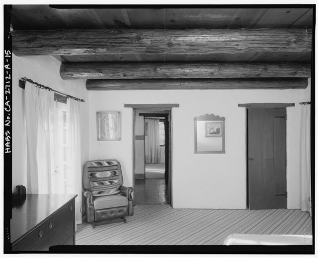 Harry Carey Ranch, Ranch House, 28515 San Francisquito Canyon Road, Saugus, Los Angeles County, CA