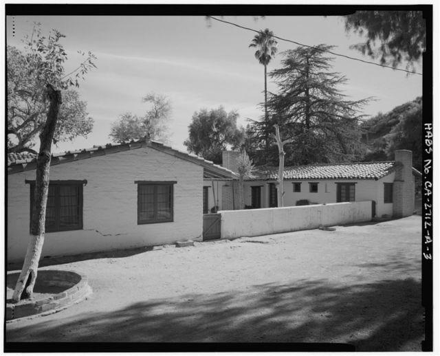 Harry Carey Ranch, Ranch House, 28515 San Francisquito Canyon Road, Saugus, Los Angeles County, CA
