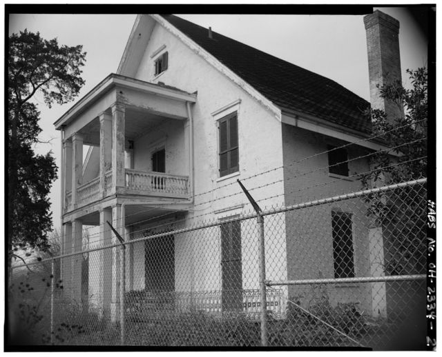Hartshorn House, North bank of Ohio River, .5 mile west of Anthony Meldahl Locks & Dam, Neville, Clermont County, OH