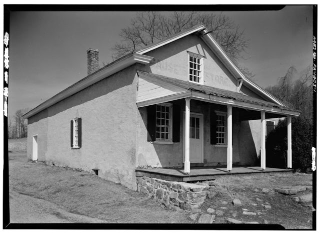 Hause Store, State Route 401 (East Nantmeal Township), East Nantmeal, Chester County, PA