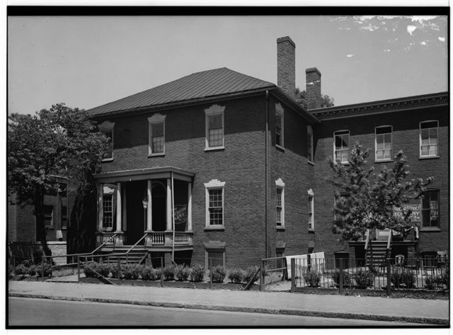 Hawes House, 506 East Leigh Street, Richmond, Independent City, VA