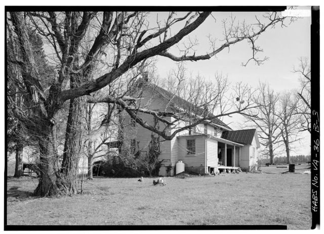 Hawkwood, Manager's House, Route 15, Gordonsville, Orange County, VA
