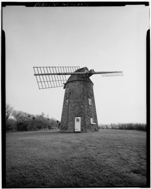 Hayground Windmill, Windmill Lane, East Hampton, Suffolk County, NY