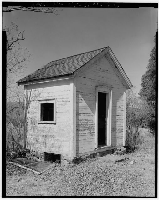 Hayt Farmstead, Cool Storage Shed, Route 311, Patterson, Putnam County, NY