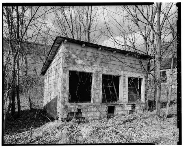 Hayt Farmstead, Poultry House I, Route 311, Patterson, Putnam County, NY