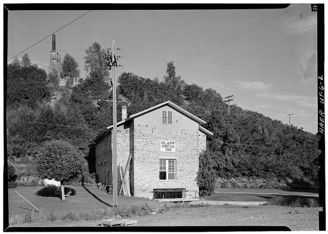 Heber Light & Power Company, Hydroelectric Plant, U.S. Route 40/189, Heber City, Wasatch County, UT