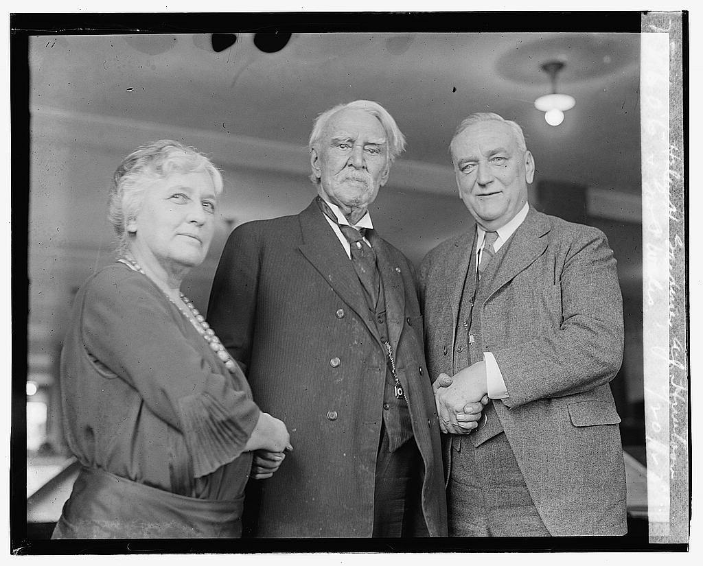 Heley H. Gardener, A.J. Huntoon, & Geo. P. Wales, 2/20/23