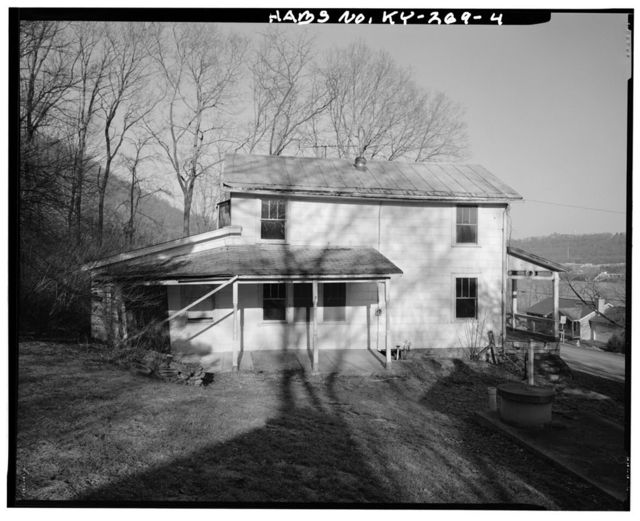 Hempfling House, 4633 River Road (State Route 8), Stringtown, Boone County, KY