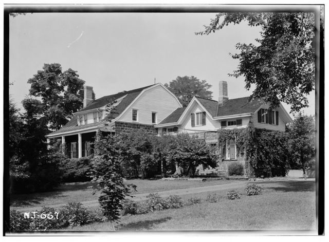 Henry A. Van Voorhis House, 306 Maywood Avenue, Maywood, Bergen County, NJ
