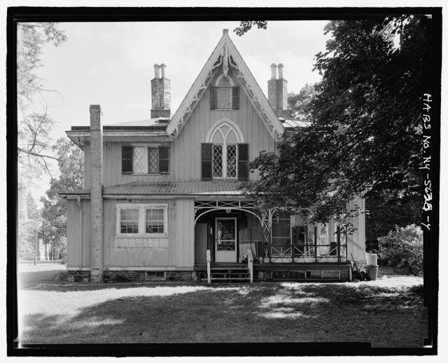 Henry Delamater House, 44 Montgomery Street, Rhinebeck, Dutchess County, NY