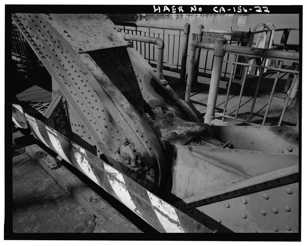 Henry Ford Bridge, Spanning Cerritos Channel, Los Angeles-Long Beach Harbor, Los Angeles, Los Angeles County, CA