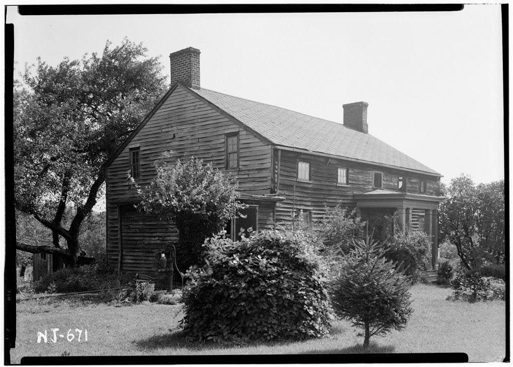 Henry Pool House, County Road No. 20, Mount Freedom, Morris County, NJ