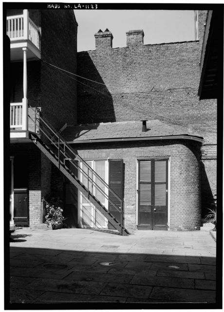 Herman-Grima House, Garconniere & Kitchen, 820 Saint Louis Street, New Orleans, Orleans Parish, LA
