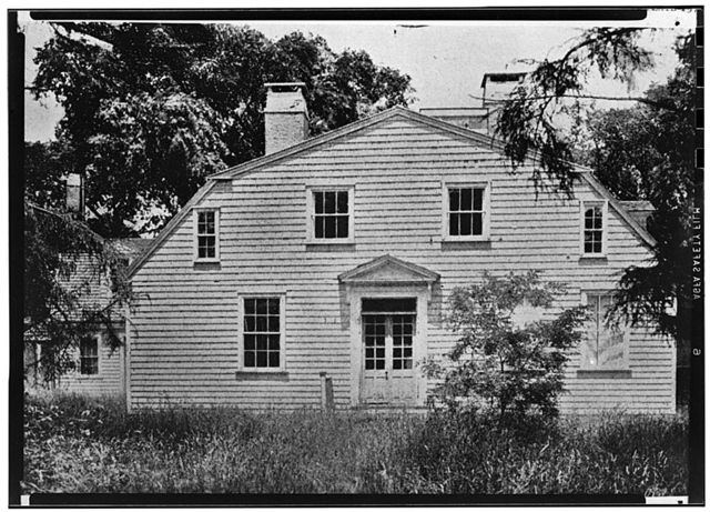 Herreshoff House, Pleasant Point, Bristol, Bristol County, RI