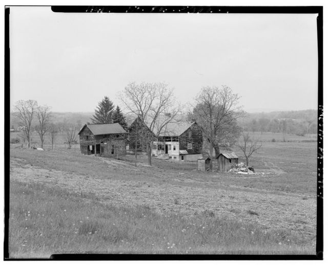 Hershberger Farm, .4 mile East of Business Route  220, .35 mile Southeast of Cessna, Cessna, Bedford County, PA