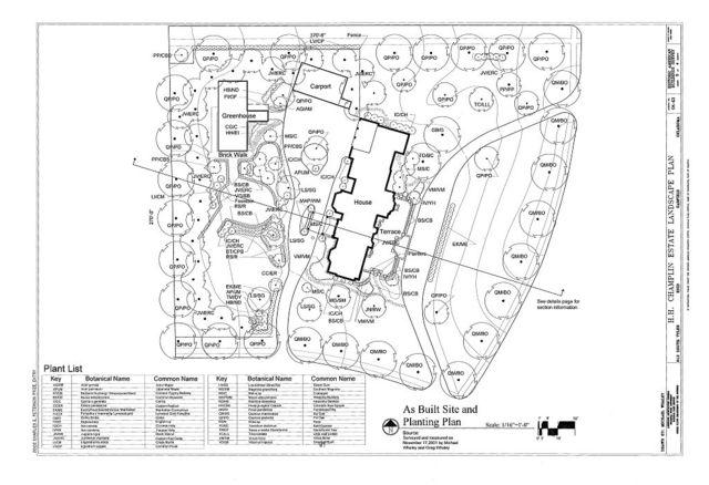 H.H. Champlin Estate, 612 South Tyler Avenue, Enid, Garfield County, OK