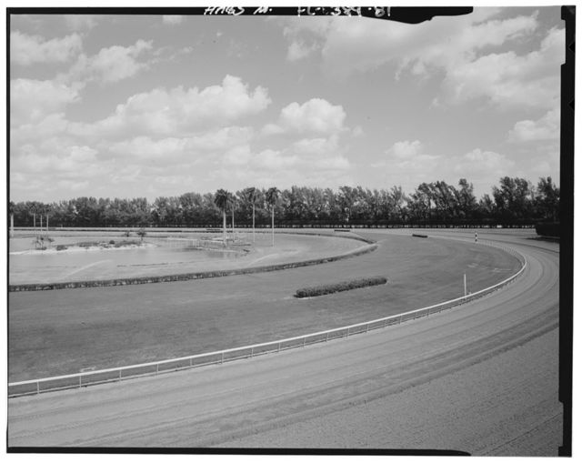 Hialeah Park Race Track, East Fourth Avenue, Hialeah, Miami-Dade County, FL