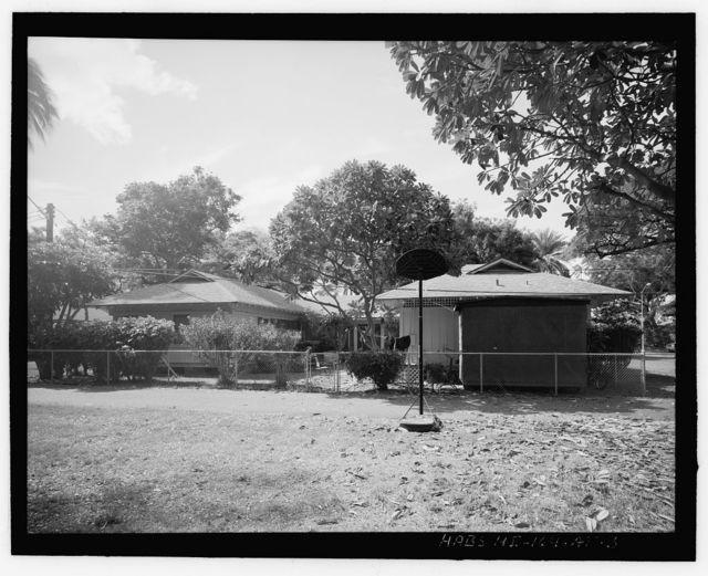 Hickam Field, Fort Kamehameha Officers' Housing Type Z, 19 Worchester Avenue, Honolulu, Honolulu County, HI