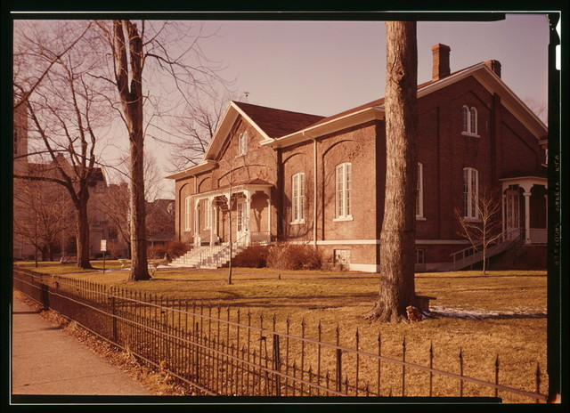Hicksite Friends Meetinghouse, 1150 North A Street, Richmond, Wayne County, IN
