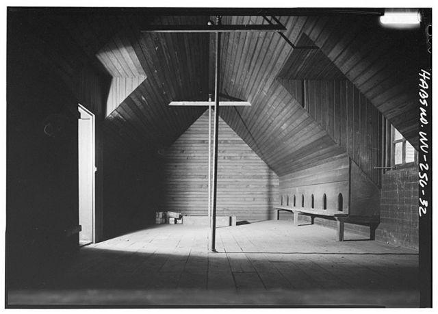 High Gate Carriage House, 801 Fairmont Avenue, Fairmont, Marion County, WV
