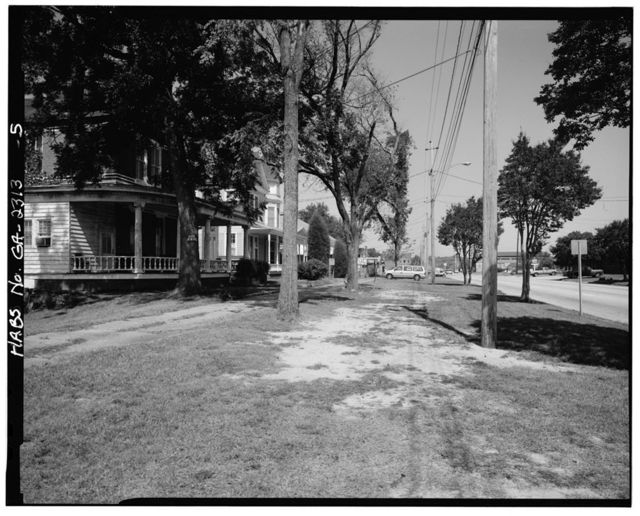 High Uptown Neighborhood, Second Avenue from 1523 to 1645, Columbus, Muscogee County, GA