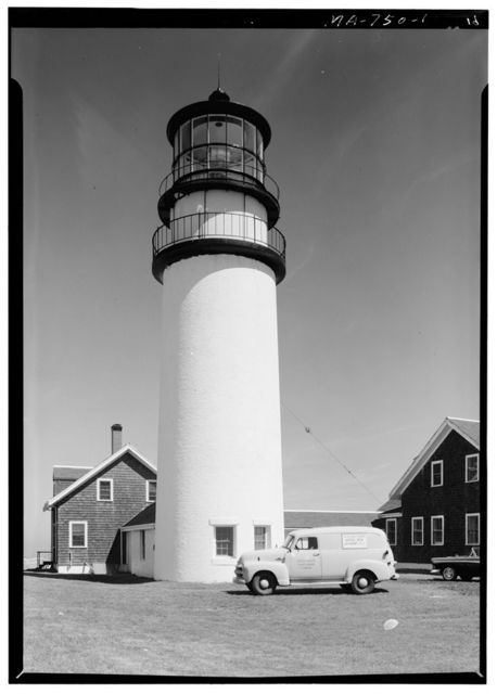 Highland Lighthouse, Highland Road, Truro, Barnstable County, MA
