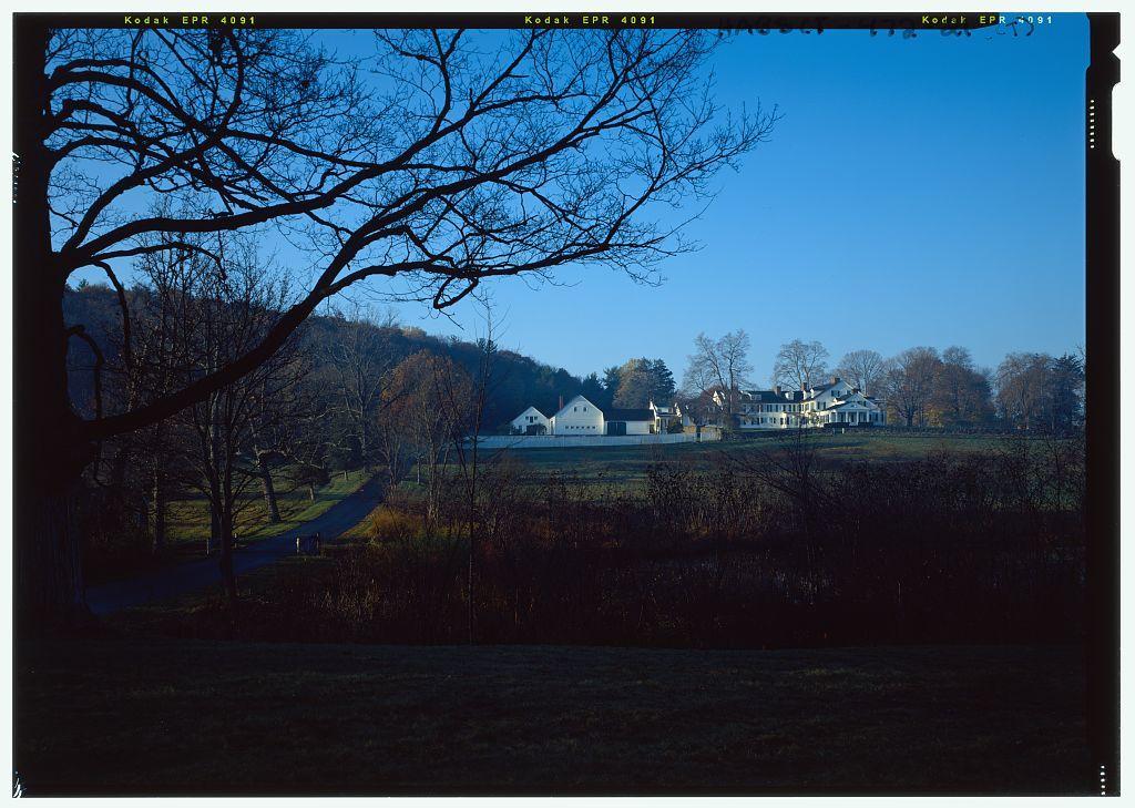 Hill-Stead, 35 Mountain Road, Farmington, Hartford County, CT