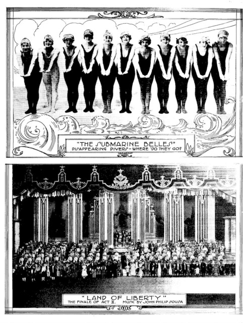 Hippodrome program for the season 1917 1918
