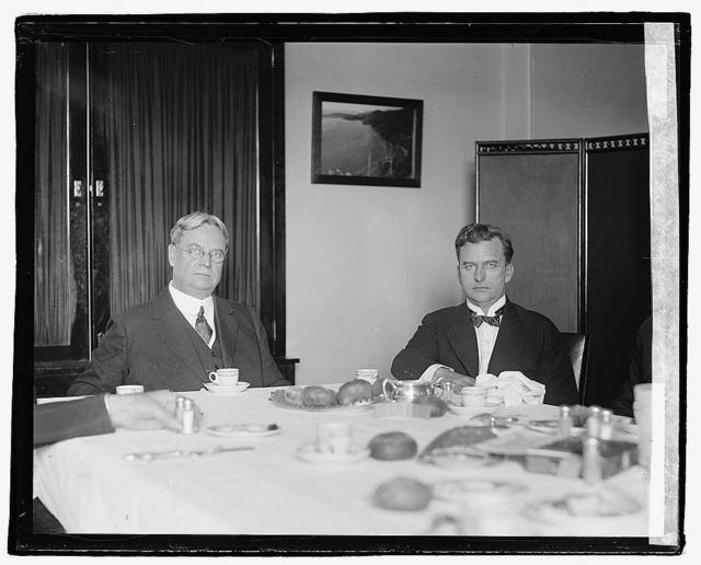 Hiram Johnson & Thos. H. Ince, 5/11/22